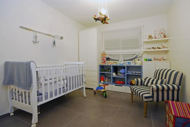 חדר ילדים נעים, הצבע מגיע מהצעצועים