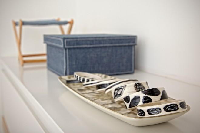 צמידים של אמנית הפורצלן רונית מינסטר מוגל