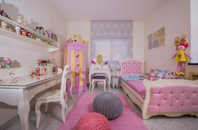 מרחב לשינה, למידה ומשחק