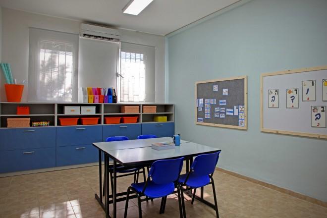 חדר למידה שקט
